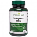 FENUGREC 500MG (90CAPS) NATURES AID