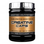 CREATINE (250CAPS) SCITEC