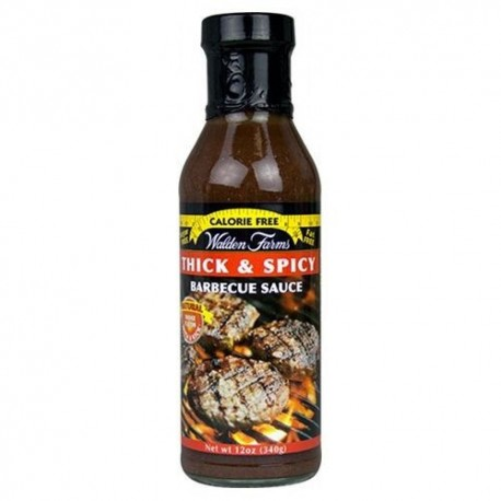 SAUCE BBQ (355ML) WALDEN FARMS